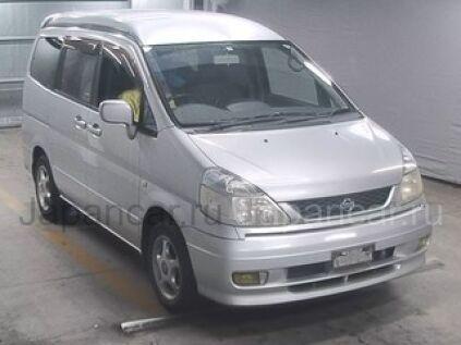 Nissan Serena 2001 года во Владивостоке