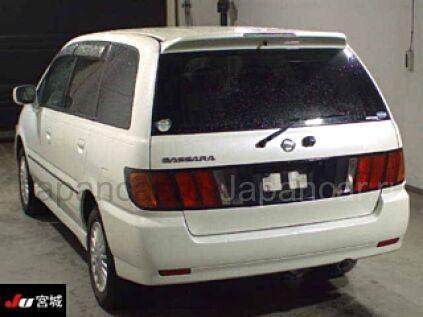 Nissan Bassara 2001 года во Владивостоке