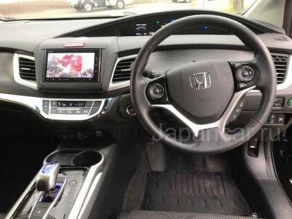 Honda Jade 2015 года в Японии, TOYAMA