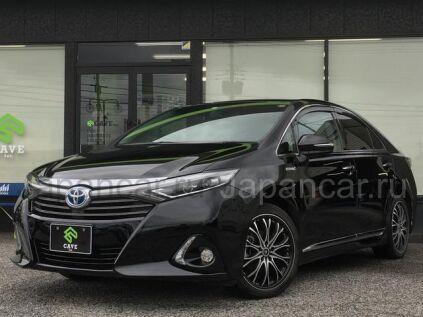 Toyota Sai 2016 года во Владивостоке