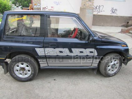 Suzuki Escudo 1993 года во Владивостоке