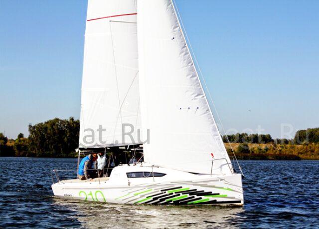 яхта парусная ELAN E1 2015 года