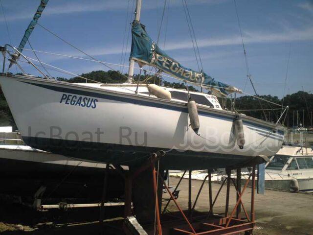 яхта парусная YAMAHA 21С 1984 года