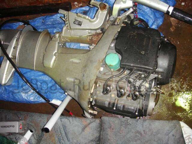 мотор подвесной YANMAR 1996 года