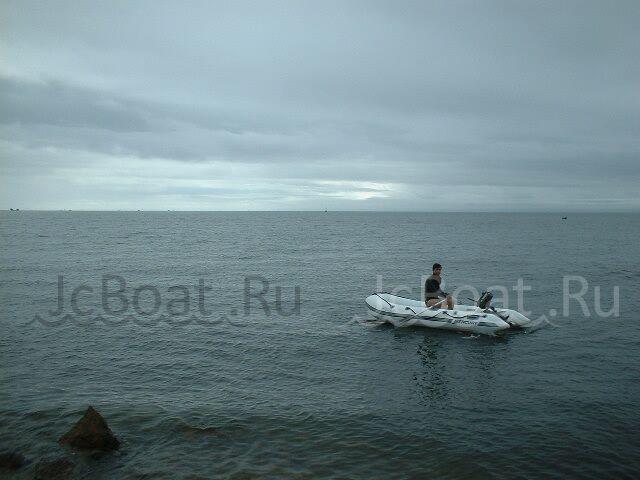 лодка пластиковая MERCURY Надувная лодка 2002 года