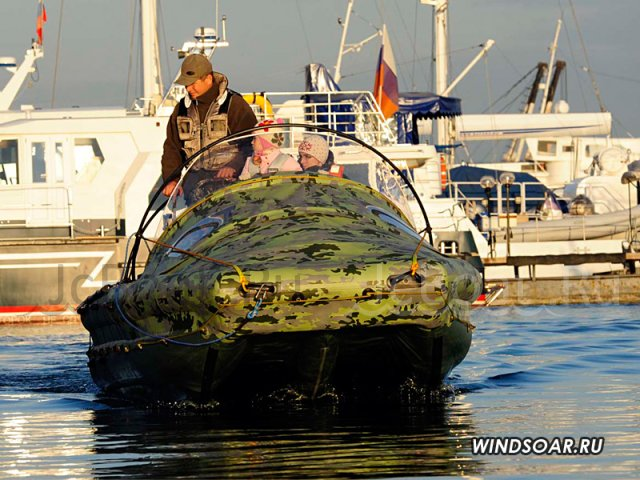катер Каютный тримаран GESER K6 2011 года