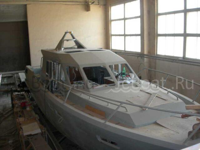 яхта моторная Охта М1350 2011 года