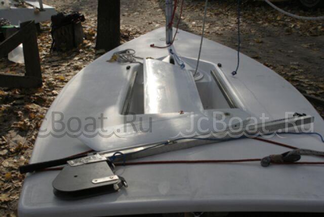 яхта парусная лазер стандарт 2003 года