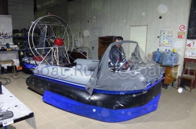 катер на воздушной подушке Свп Бриз Hovercraft Breeze 2015 года