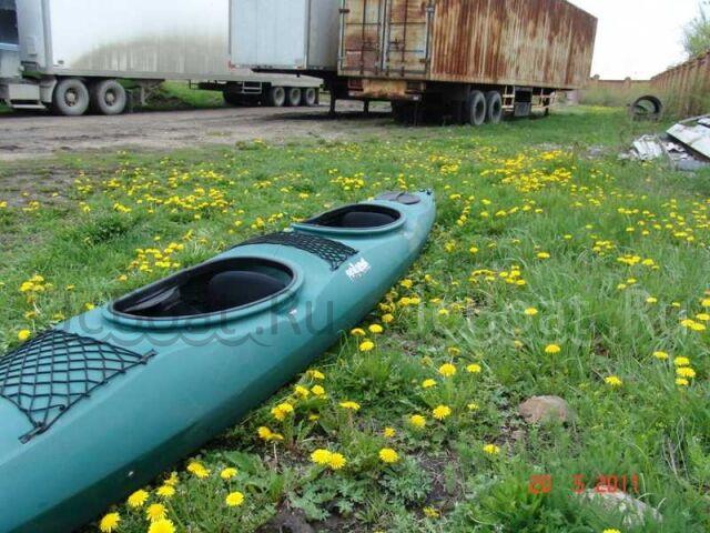 лодка пластиковая Байдарка - двойка PRIJON  2008 года