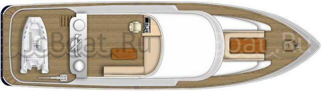 яхта моторная POPILOV-1999 2013 года