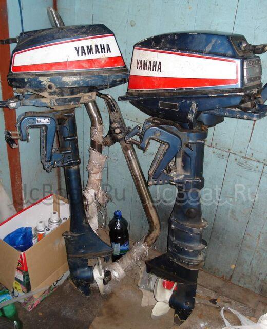 мотор подвесной YAMAHA 1995 года