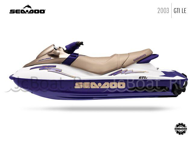 водный мотоцикл SEA-DOO GTI LE 2003 года
