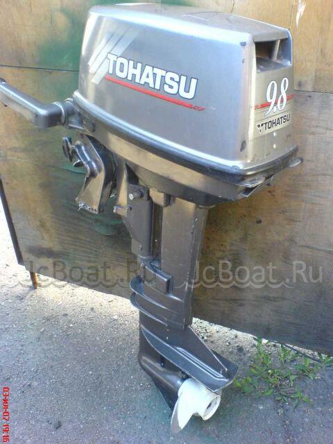 мотор подвесной TOHATSU TOHATSU 9,8 2005 года