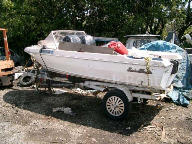 лодка пластиковая JOHNSON EIDAI- CRAFT 1995 года