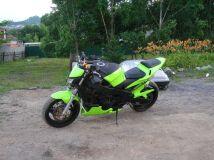 мотоцикл KAWASAKI ZRR-1100 купить по цене 115000 р. в Находке