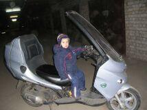скутер BENELLI ADIVA