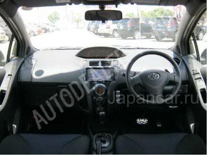 Toyota Vitz 2010 года в Японии