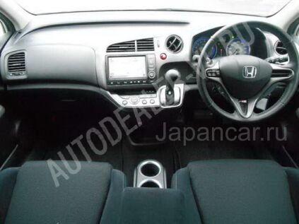 Honda Stream 2007 года в Японии