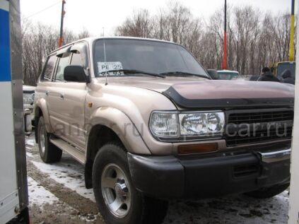 Toyota Land Cruiser 1995 года в Уссурийске