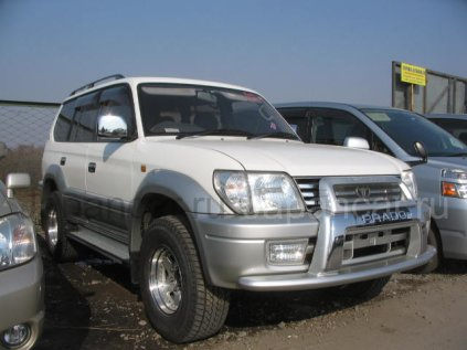Nissan Terrano 1998 года во Владивостоке