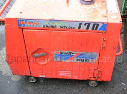 Генератор DENYO DENYO ALW 170 2000 года во Владивостоке