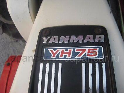 Мотоплуг YANMAR YH75 2001 года во Владивостоке