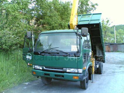 Самосвал+кран Nissan Diesel CONDOR 1995 года во Владивостоке