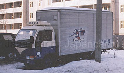 Фургон Nissan Атлас 1994 года в Москве