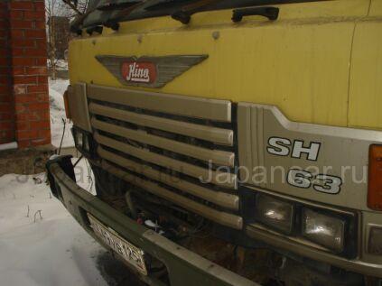 Седельный тягач Hino HINO SH63 1991 года в Уссурийске