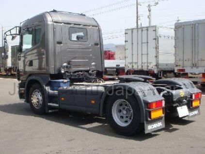 Седельный тягач Hino KL-SHD1FAG 2005 года в Японии