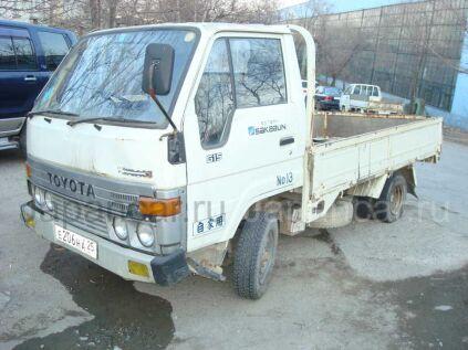 Бортовой Toyota TOYOTA TOYOACE 1986 года в Находке