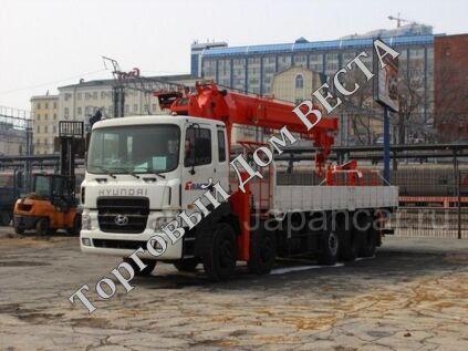 Крановая установка Kanglim KS5206 2013 года в Новосибирске