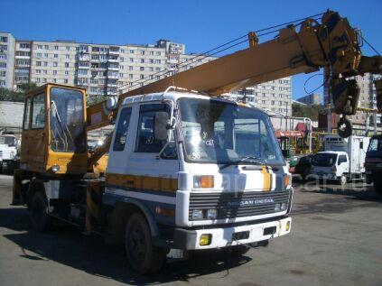 Автокран NISSAN DIESEL 1987 года во Владивостоке