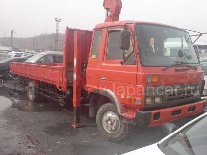 Бортовой+кран Nissan Diesel CONDOR 1992 года во Владивостоке