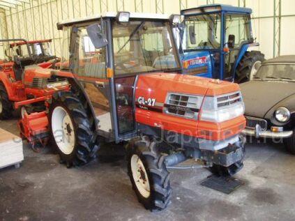 Трактор колесный Kubota GL-27 2004 года в Японии