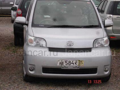 Toyota Porte 2007 года в Уссурийске