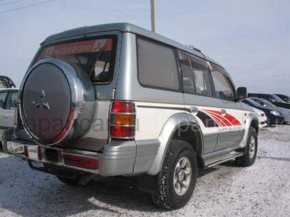 Mitsubishi Pajero 1996 года в Уссурийске