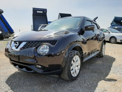 Nissan Juke 2015 года в Уссурийске