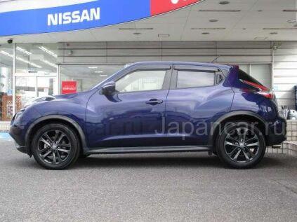 Nissan Juke 2018 года во Владивостоке