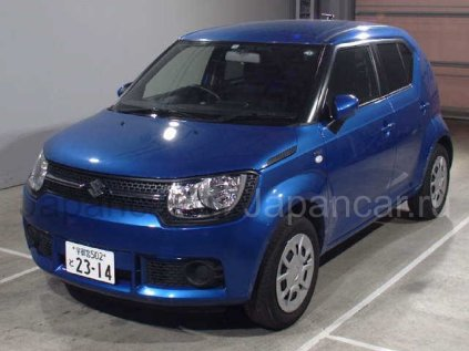 Suzuki Ignis 2018 года во Владивостоке