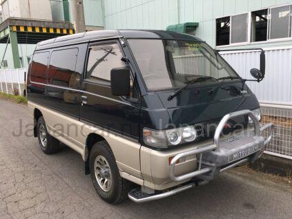 Mitsubishi Delica 1992 года во Владивостоке