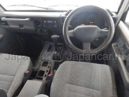 Toyota Land Cruiser 70 2000 года во Владивостоке