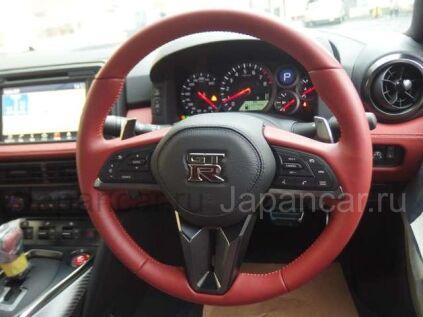Nissan GT-R 2018 года во Владивостоке