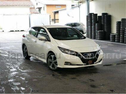 Nissan Leaf 2018 года во Владивостоке