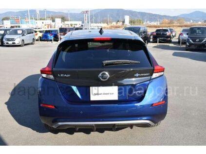 Nissan Leaf 2020 года во Владивостоке