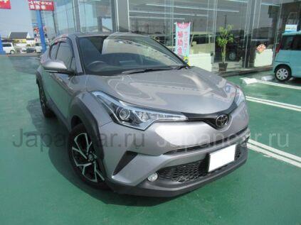 Toyota C-HR 2017 года во Владивостоке