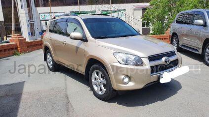Toyota RAV4 2012 года во Владивостоке