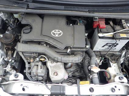 Toyota Vitz 2016 года во Владивостоке