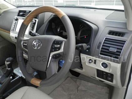 Toyota Land Cruiser 2018 года во Владивостоке